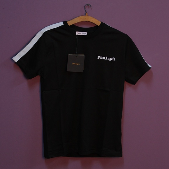 Palm Angels Other - Palm Angels Black Short Sleeve T-Shirt